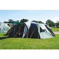 photo of 12 man camping tent