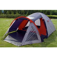 photo of 3 man tent