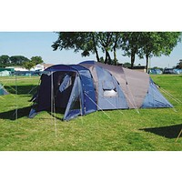 photo of 6 man camping tent