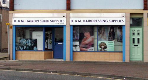 D & Hairdressing Supplies South Shields picture