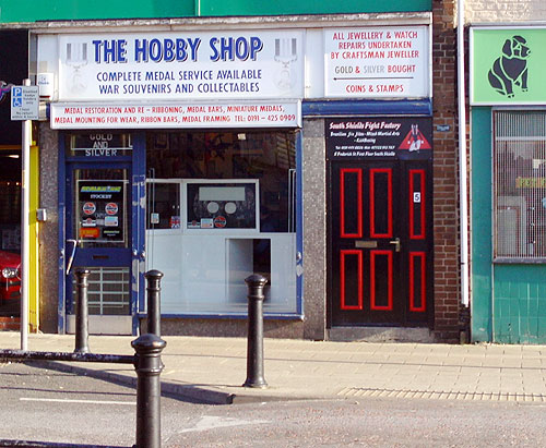 Hobby Shop South Shields Picture