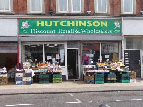 Hhutchinson Fruit Shop Picture