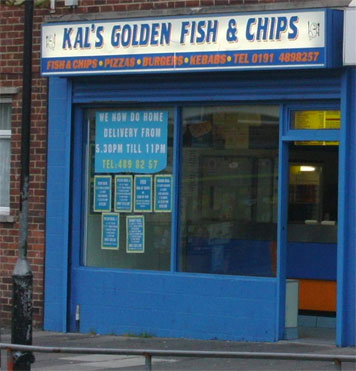 Kals Chip Shop Picture