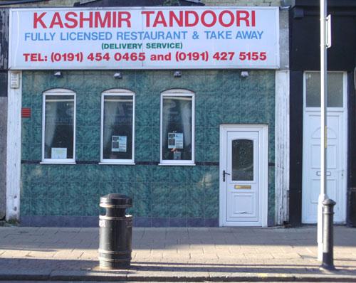 Kashmir Tandoori South Shields Picture