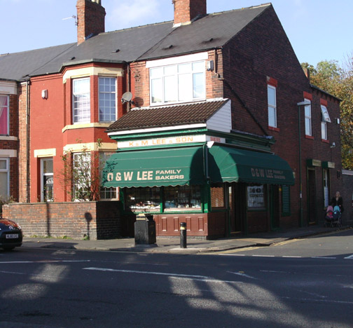 Lees Bakers of South Shields Picture