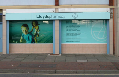 Lloyds Chemists South Shields picture