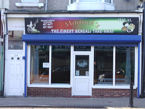 Maaneks Indian Takeaway South Shields Picture