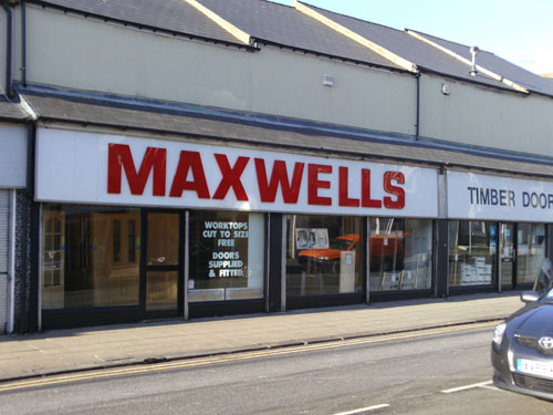 Maxwells DIY Store South Shields Picture