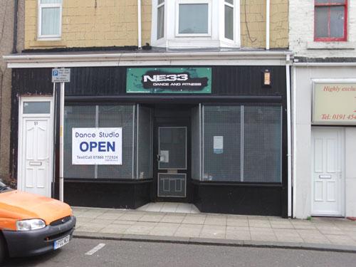 NE33 Dance Studio of South Shields Picture