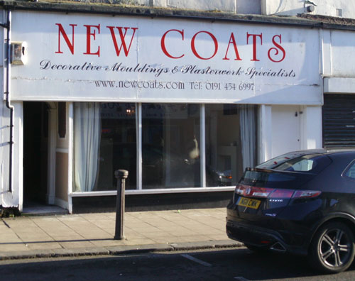 New Coats Frederick Street South Shields Picture