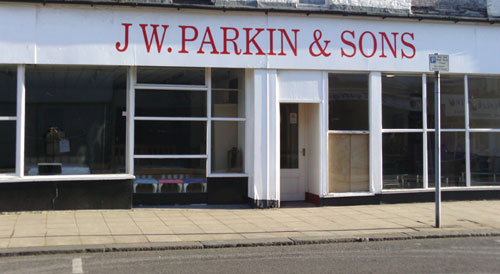 J W Parkin & Sons frederick Street South Shields Picture