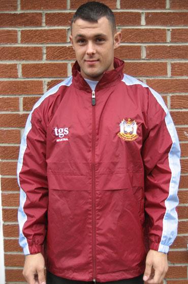 South Shields Mariners Football Rain Jackets
