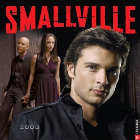 photo of Superman Smallville calendar