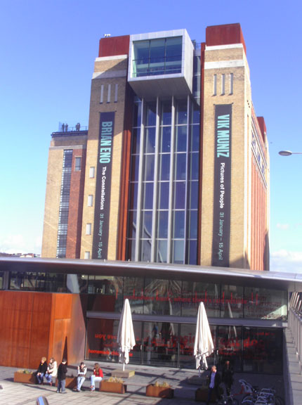 photo of The Baltic Centre For Contemporary Art Gateshead